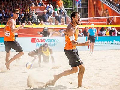 WK Beachvolleybal